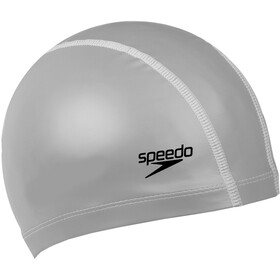 speedo Pace Cap Unisex, silver